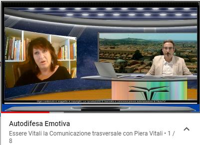Essere Vitali la Comunicazione trasversale con Piera Vitali – Titolo TV